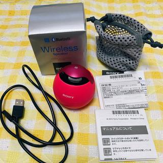 SONY - ワイヤレススピーカー