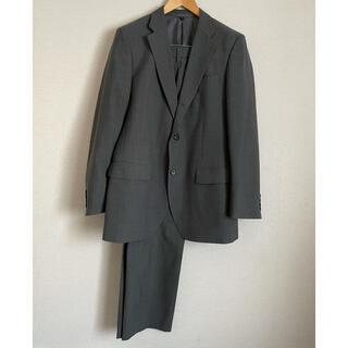 UNIQLO - スーツ グレー メンズ セットアップ