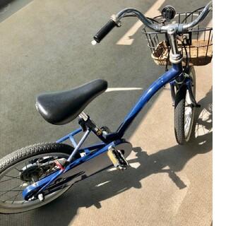 アサヒ(アサヒ)の自転車 あさひ 子供用 ブルー(自転車)
