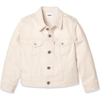 エドウィン(EDWIN)の新品 エドウィン デニムジャケット Gジャン アイボリー オフホワイト 120(ジャケット/上着)