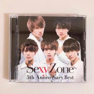 セクシー ゾーン(Sexy Zone)のSexy Zone 5th Anniversary Best 通常盤(ポップス/ロック(邦楽))