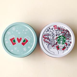 スターバックスコーヒー(Starbucks Coffee)のスターバックス ノベルティ マスキングテープ 2個セット(テープ/マスキングテープ)