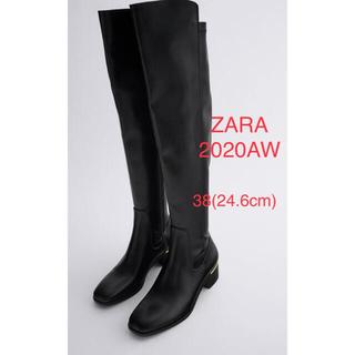 ZARA - 新品未使用 ZARA ザラ ニーハイブーツ ブーツ