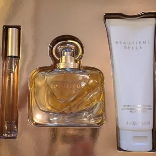 エスティローダー(Estee Lauder)の新品 エスティーローダー BEAUTIFUL BELLE 香水とボディローション(香水(女性用))