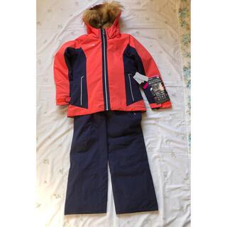 未使用 レディース Lサイズ スキーウェア ジャケット パンツ 上下セット