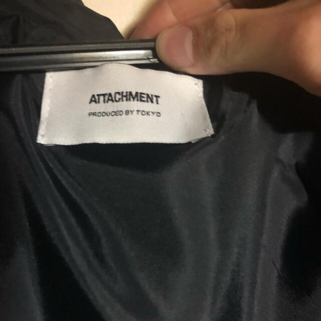 ATTACHIMENT(アタッチメント)のアタッチメント ATTACHMENT ナイロンコート サイズ3 メンズのジャケット/アウター(ナイロンジャケット)の商品写真