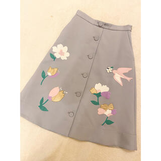 Chesty - chesty花柄モチーフスカート