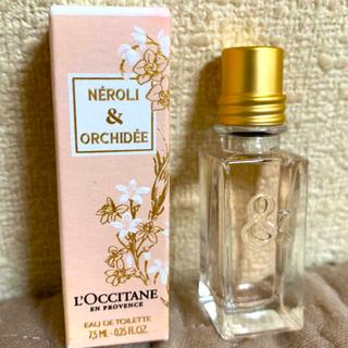 L'OCCITANE - [新品]ロクシタン ネロリ オーキデ 香水 7.5mm