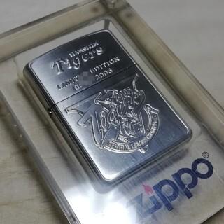 ジッポー(ZIPPO)のZippo 限定廃盤品 アーマー阪神タイガース 新品未使用品(タバコグッズ)