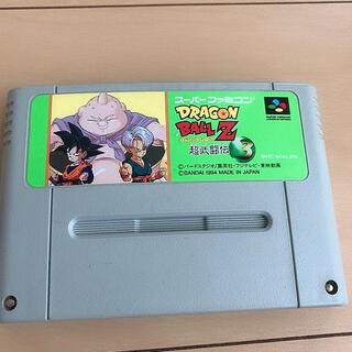 スーパーファミコン(スーパーファミコン)のスーファミ ソフト ドラゴンボールZ 超武道伝3(家庭用ゲームソフト)