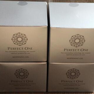 PERFECT ONE - パーフェクトワン 薬用ホワイトニングジェル 75g 4個セット