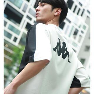 カッパ(Kappa)のkappa バイカラーTシャツ(Tシャツ/カットソー(半袖/袖なし))
