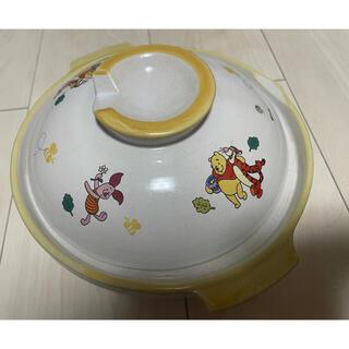 ディズニー(Disney)の【プーさん仕様】1人用鍋(鍋/フライパン)
