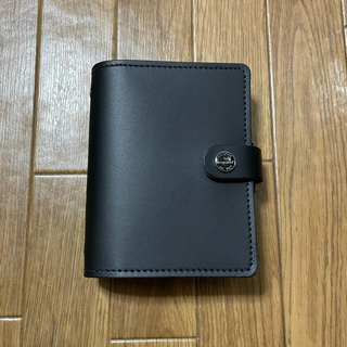 ファイロファックス(Filofax)のfilofax ファイロファックス ミニ6 ブラック(手帳)