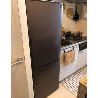 SHARP - SHARP プラズマクラスター 冷蔵庫 美品 SJ-PD27D  2018年製
