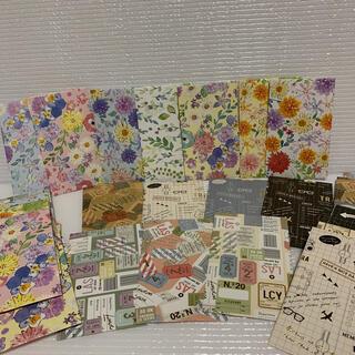 手作り封筒 28枚(カード/レター/ラッピング)