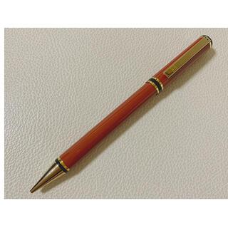 ダックス(DAKS)のDAKS ダックス ブラウン 茶色 シンプル シャープペンシル  シャーペン(ペン/マーカー)