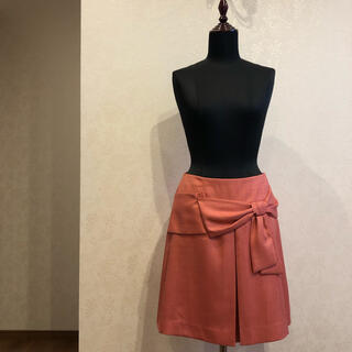 ボンメルスリー(Bon merceie)のBon mercerie スカート   (ひざ丈スカート)