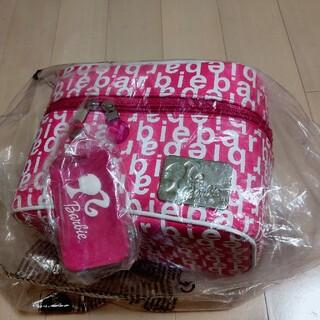【新品】 Barbie  バニティバッグ(メイクボックス)