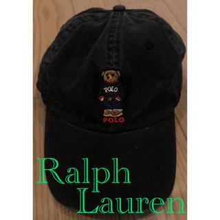 ラルフローレン(Ralph Lauren)のラルフローレン 刺繍ロゴ キャップ(キャップ)