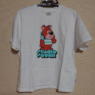 GU - GU×studioSeven コラボ キッズ Tシャツ