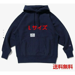 W)taps - WTAPS × CHAMPION HOODED REVERSE WEAVE L