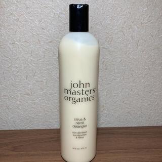 ジョンマスターオーガニック(John Masters Organics)のジョンマスター C&N デタングラー 473ml   トリートメント(コンディショナー/リンス)