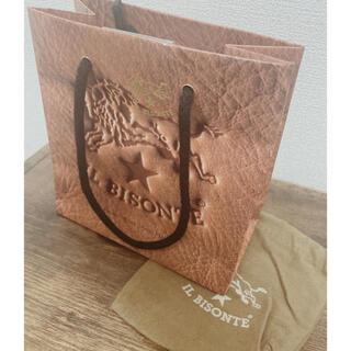 イルビゾンテ(IL BISONTE)のイルビゾンテ shop袋、巾着(ショップ袋)