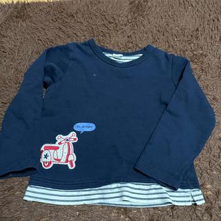 アカチャンホンポ(アカチャンホンポ)のアカチャンホンポ 男の子長袖カットソー 120(Tシャツ/カットソー)