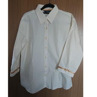 ディズニー(Disney)のカッターシャツ レディース 七分袖 ディズニー(シャツ/ブラウス(長袖/七分))