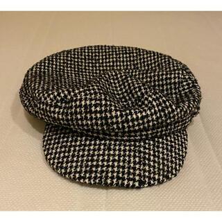 ザラ(ZARA)のZARA 帽子(キャスケット)