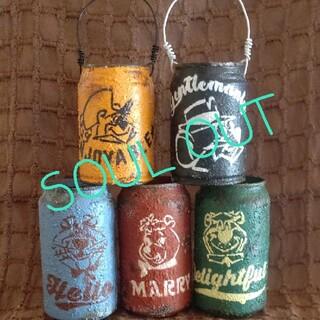 ☆リメ缶☆『5缶セット』(その他)