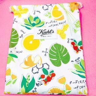 キールズ(Kiehl's)の《新品未使用》KIEHLS キールズ ポーチ 小物入れ ファッション 巾着(その他)