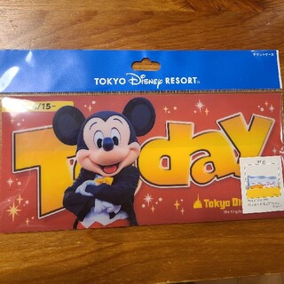 ディズニー(Disney)のディズニーチケットケース(キャラクターグッズ)