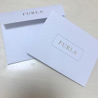 フルラ(Furla)のFURLA メッセージカード(カード/レター/ラッピング)