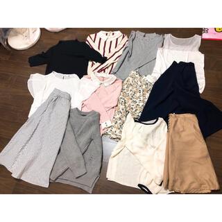 イング(INGNI)のレディース  春服 冬服 洋服 まとめ売り M〜Lサイズ(セット/コーデ)