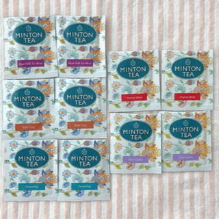 MINTON - ミントンティー ミントン 紅茶 10パック