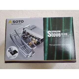 シンフジパートナー(新富士バーナー)のSOTO ST-310(ストーブ/コンロ)