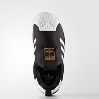 adidas - 新品 adidas スリッポン キッズ 20.0