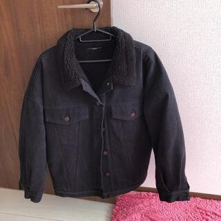 エモダ(EMODA)のEMODAデニムジャケット Gジャン コーデュロイボアジャケット(Gジャン/デニムジャケット)