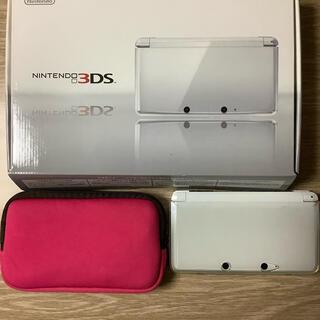 ニンテンドー3DS - Nintendo 3DS 本体 アイスホワイト