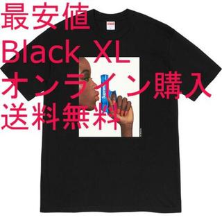 シュプリーム(Supreme)の最安値 Supreme Water Pistol Tee BLACK XL(Tシャツ/カットソー(半袖/袖なし))
