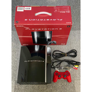 PlayStation3 - プレイステーション3 PS3本体 40GB CECHH00