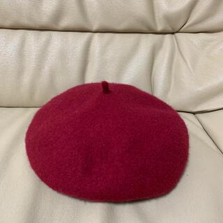 ピンクラテ(PINK-latte)のPinklatte ベレー帽(帽子)