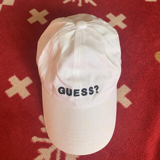 GUESS キャップ帽