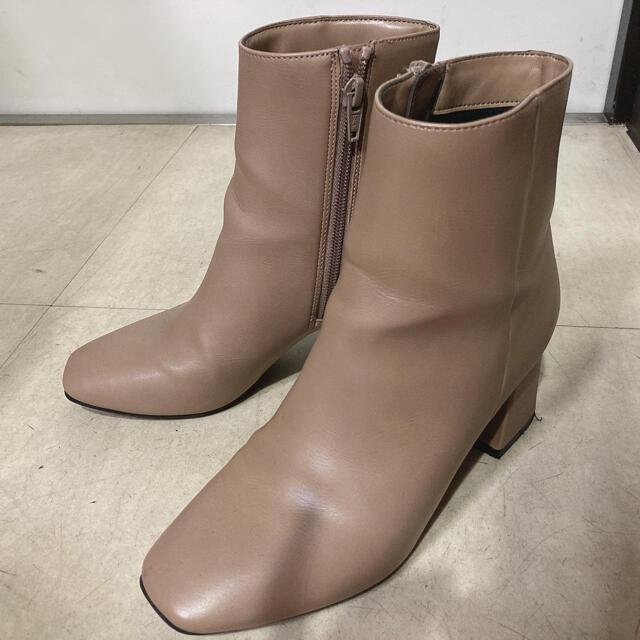 GU(ジーユー)のGU ショートブーツ レディースの靴/シューズ(ブーツ)の商品写真