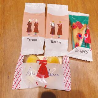タカシマヤ(髙島屋)のオードリー タルティン お試しセット audrey (菓子/デザート)