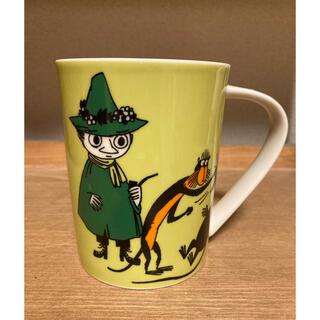 リトルミー(Little Me)のムーミン スナフキン マグカップ(グラス/カップ)