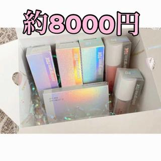 Cosme Kitchen - 化粧品 IZ*ONE カラーグラム 約8000円 6点まとめ セット 激安 韓国