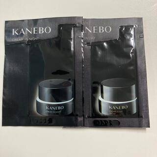 カネボウ(Kanebo)のKANEBOクリームインナイト&クリームインデイ(フェイスクリーム)